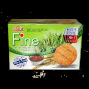 bánh ăn kiêng fine yến mạch +gạo lức Bánh Just U Khoai Môn gói 150 g