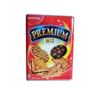 Bánh quy Premium Hộp 500 g Bánh quy Premium Hộp 500 g