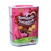 BÁNH ROMANTIC VACATION Bánh quy Thần Tài Hộp 700 g