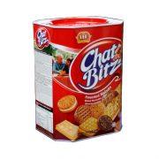 Bánh quy Chatbiz 700 g Bánh Quy Original Cracker Hộp 600 g
