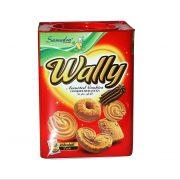 Bánh quy Wally 600 g Bánh quy Happy Hour Hộp 600 g