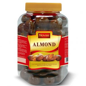 Chocolate Almond Hũ 450 g Chocolate Almond Hũ 450 g