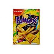 Bánh quy Funmix Hộp 700 g Bánh quy Happy Hour Hộp 600 g