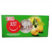 Bánh Just U Green Pea 150 g Bánh quy Topmix Hộp 700 g