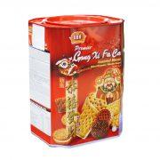 Bánh quy Thần tài 700 g Bánh quy Chat Bitz Hộp 700 g