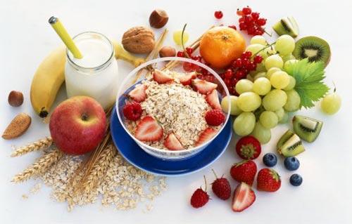 Thực phẩm giàu chất xơ hòa tan PHÒNG CHỐNG UNG THƯ ĐẠI TRÀNG VỚI CHẤT XƠ HÒA TAN