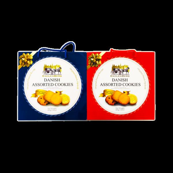 Bánh quy Tết Danish Assorted Cookies Bánh quy Danish Assorted Cookies 400g