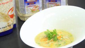 soup yến mạch ức gà Súp yến mạch ức gà ngon bổ (clip hướng dẫn) Home