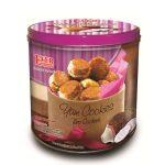 bánh quy khoai môn Ever thùng 300 g Bánh ăn kiêng yến mạch nguyên chất Sunrise