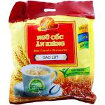 Ngũ cốc ăn kiêng gạo lứt Best Choice Yến mạch Úc nguyên chất Captain Instant Oatmeal gói 500 g