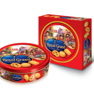 Bánh Royal Grand đỏ