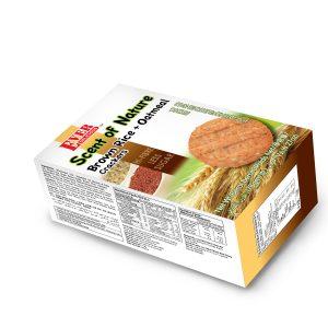 Bánh dinh dưỡng Yến mạch Gạo lứt Ever 178 g