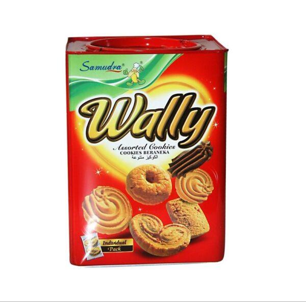 Bánh quy Wally 600 g Bánh quy Wally Hộp 600 g