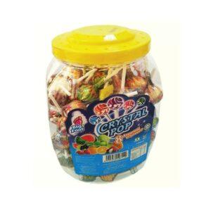 Kẹo Crystal Pop 1,2 kg