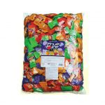 Kẹo Fruit Point hỗn hợp 1 kg Kẹo Big Foot 96 g (12 que)
