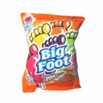 Keo Big Foot gói 360 g Kẹo Crystal Pop 63 que