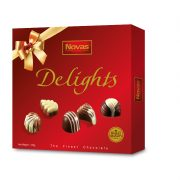 Chocolate Delight Hộp 120 g Chocolate Assortment Hũ 300 g