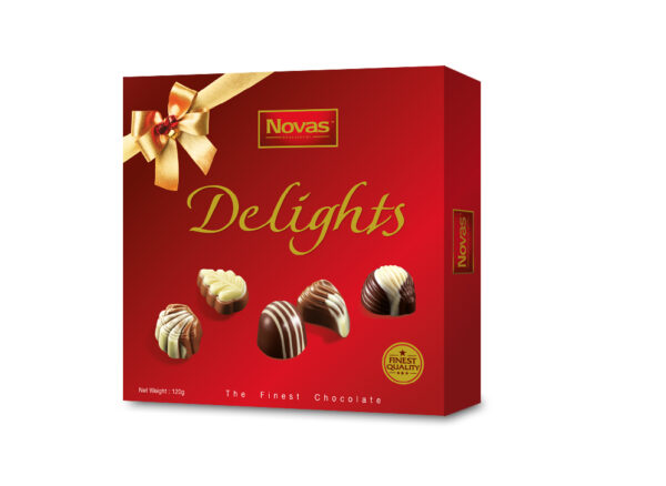 Chocolate Delight Hộp 120 g Chocolate Delight Hộp 120 g