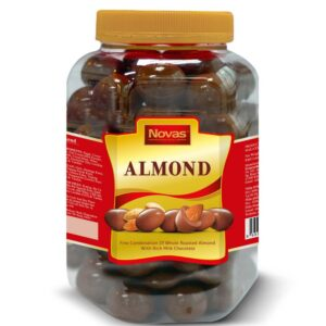 Chocolate Almond Hũ 450 g