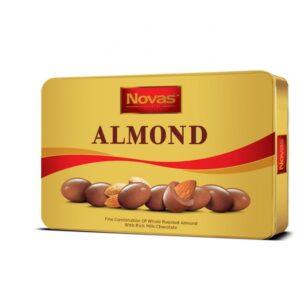 Chocolate Almond Hộp thiếc 300 g