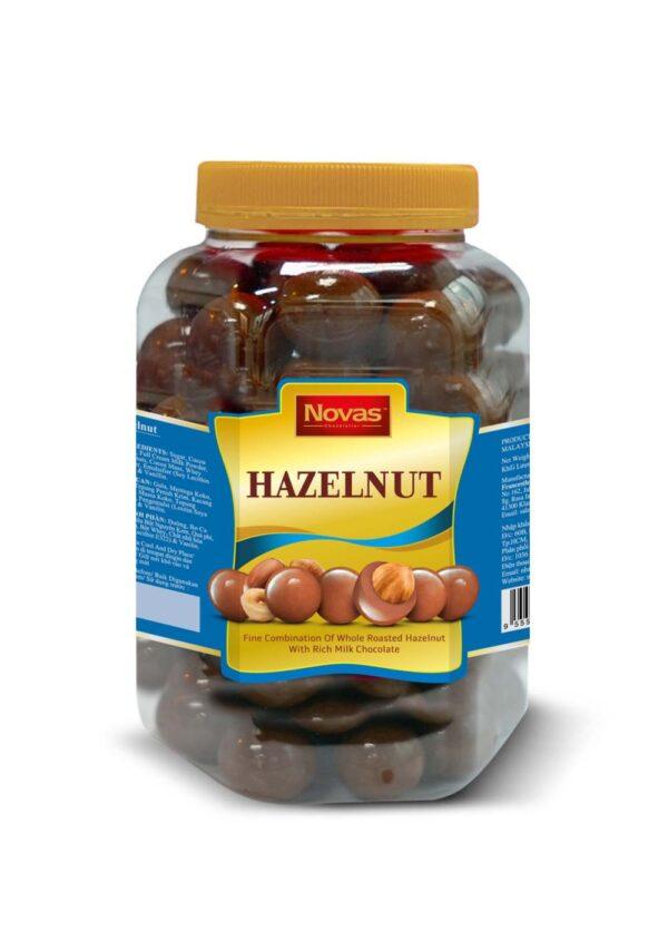 Chocolate Hazelnut Hộp thiếc 450 g