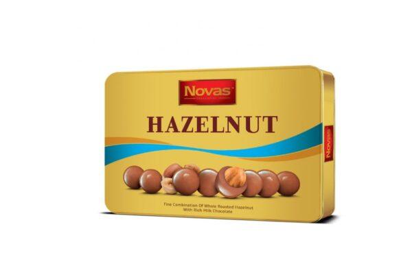 Chocolate Hazelnut Hộp thiếc 180 g Chocolate Hazelnut Hộp thiếc 300 g