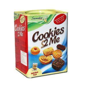 Bánh quy Cookies 2 Me 600 g