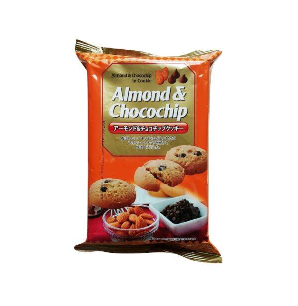 bánh nhân hạnh nhân và chocolate Bánh quy nhân mứt hạnh nhân sôcôla 100 g