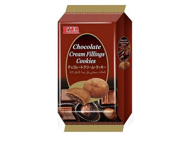 Bánh quy nhân mứt Chocolate 120 g