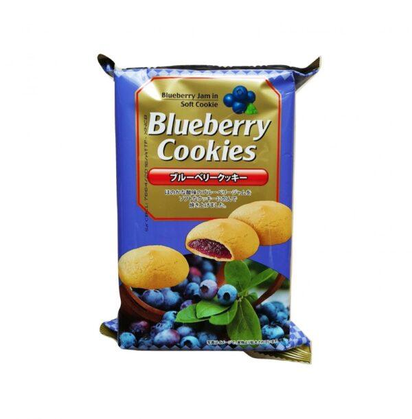 bánh nhân mứt việt quất Bánh quy nhân mứt Việt quất 100 g