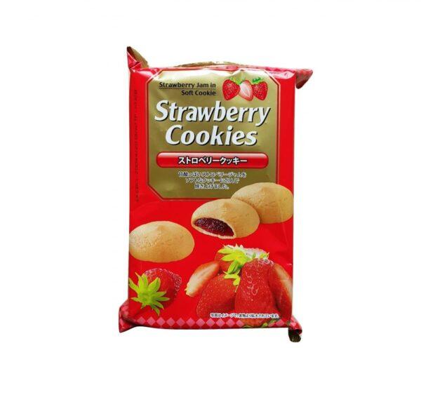 Bánh quy nhân mứt dâu 100 g