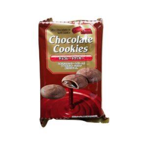 bánh quy nhân mứt socola