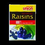 Nho đen Raisin Union 200g Nho khô đen Union nhập khẩu từ Mỹ