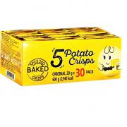Bánh khoai tây Potato Crisps BBQ (600g)