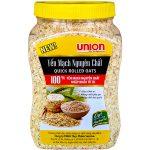 Yến mạch úc Union Yến mạch Úc nguyên chất cán dẹt Union 450 g